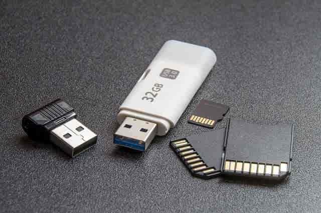 隨身碟、記憶卡資料銷毀